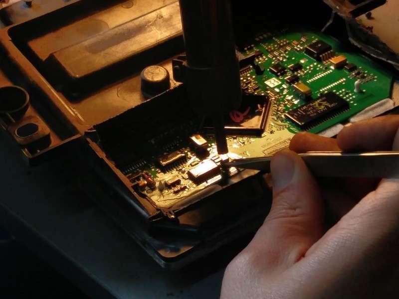 Батерии за ключ. Подмяна на батерии_5