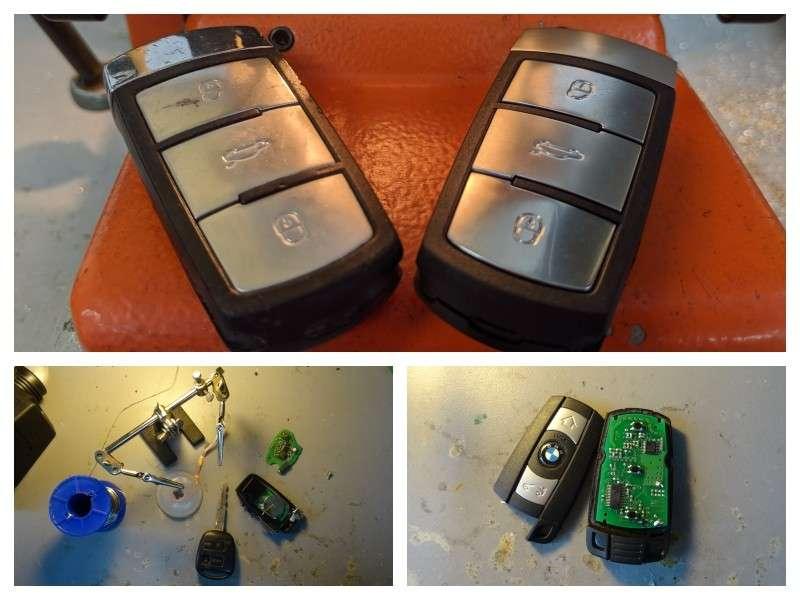 Кутийки за автоключове. Ремонт и подмяна_4