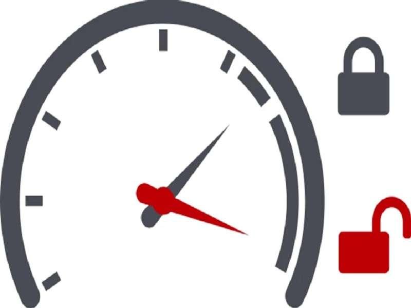 Премахване на ограничението за максимална скорост Vmax OFF - 1