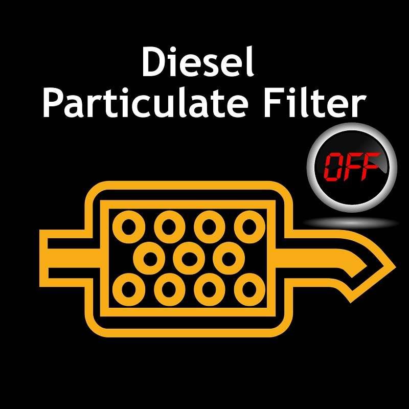 Софтуерно изключване на DPF филтър