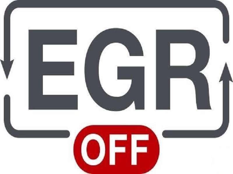 Софтуерно премахване на EGR клапан - 2