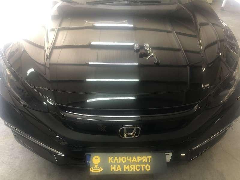 Дубликат на ключ за Honda Civic от 2018 г.