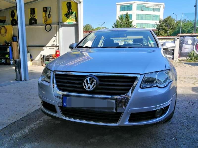 Втори ключ Volkswagen Passat