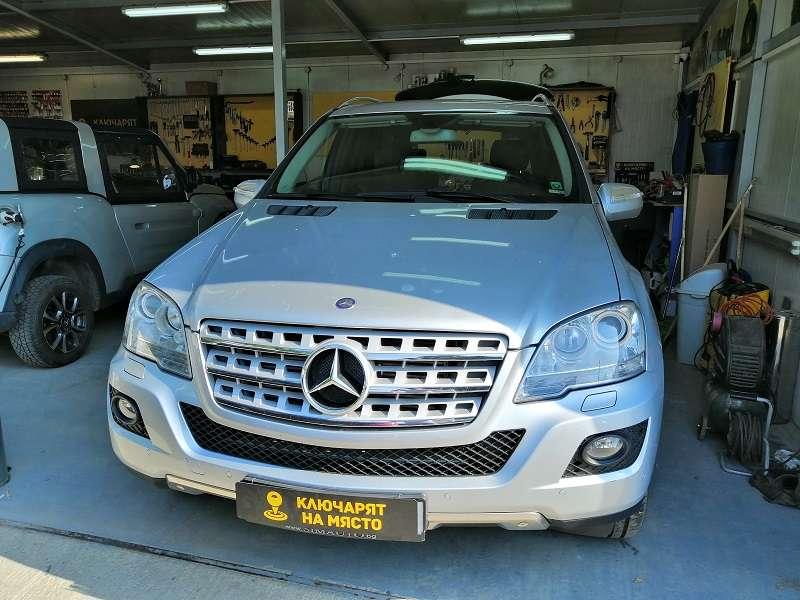 Ремонт брава Mercedes-Benz GLE-Class