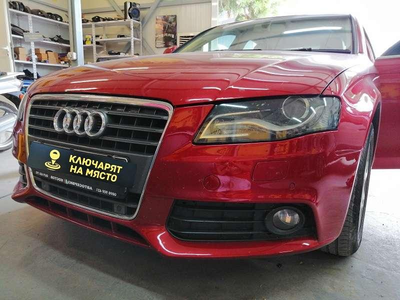 Ремонт брава Audi A4