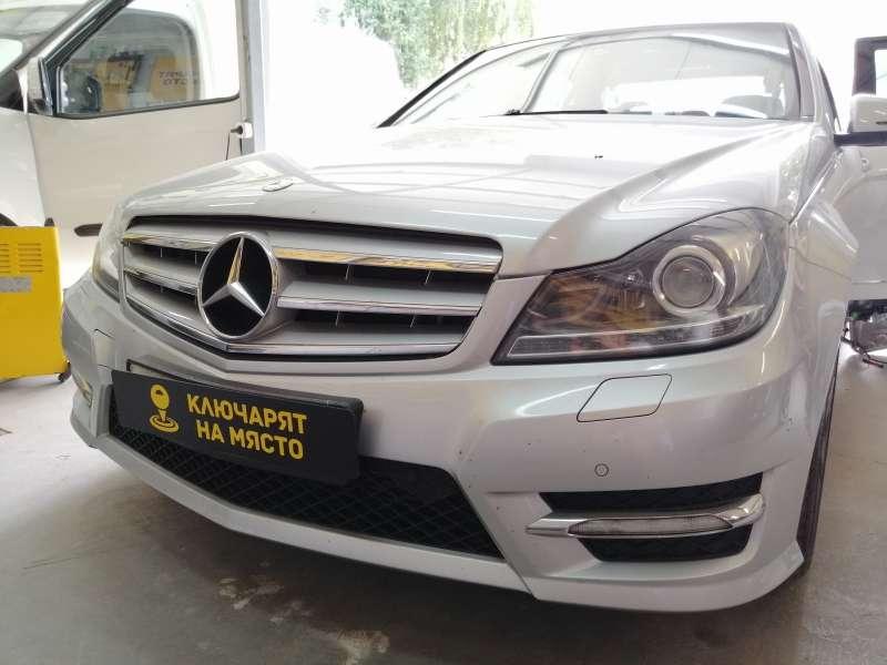 Смяна брава MerceСмяна брава Mercedes C-Classdes C-Class